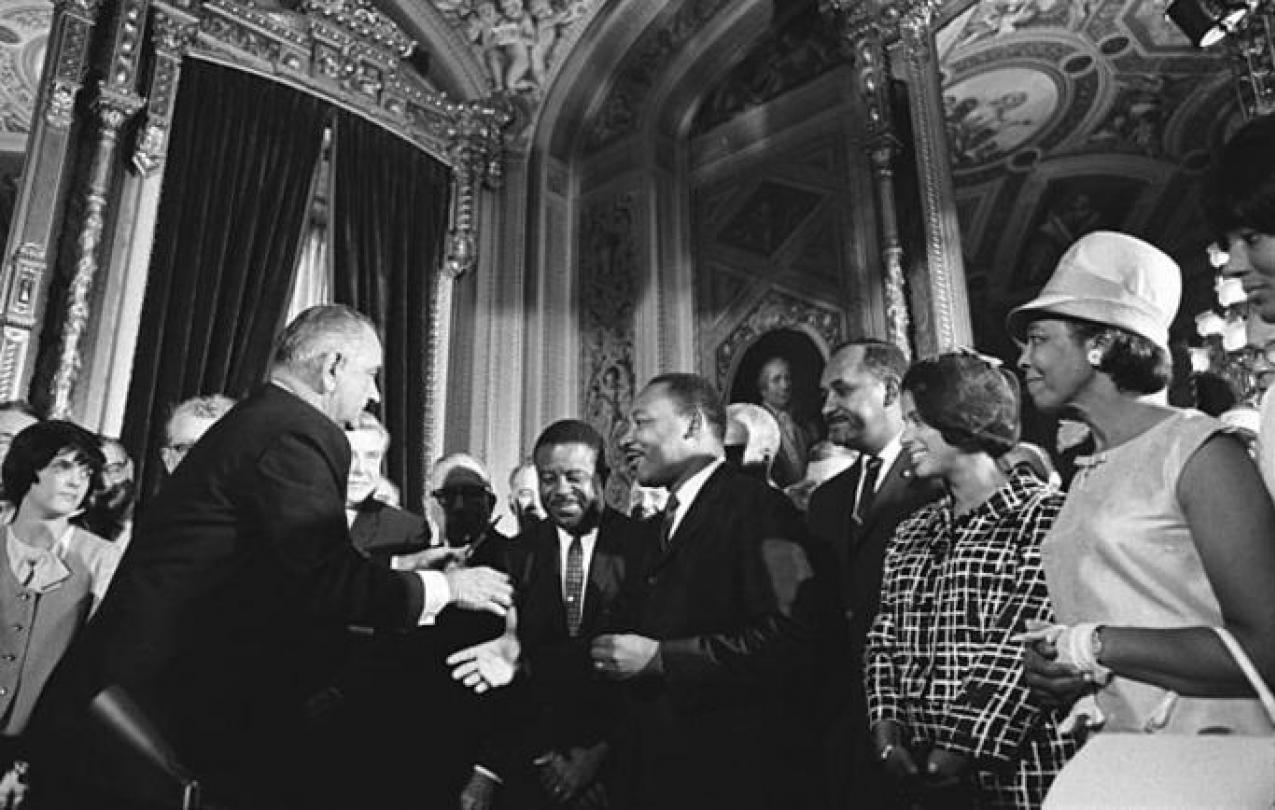 The 51st Anniversary of the Voting Rights Act